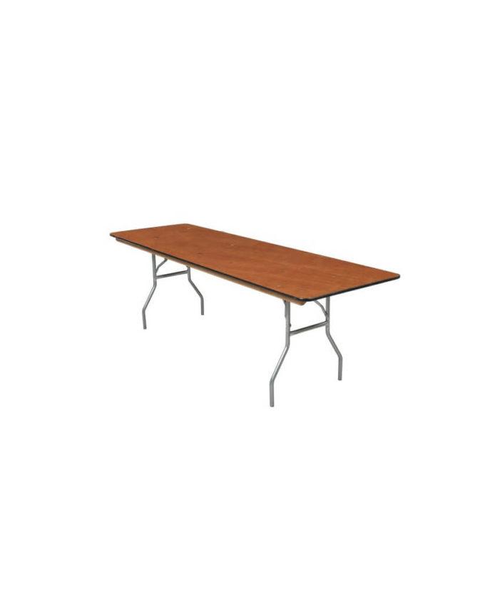 Standard Banquet Table
